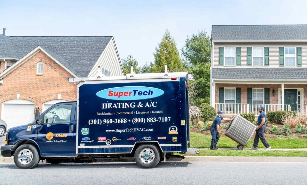 Furnace Services in Baltimore, MD