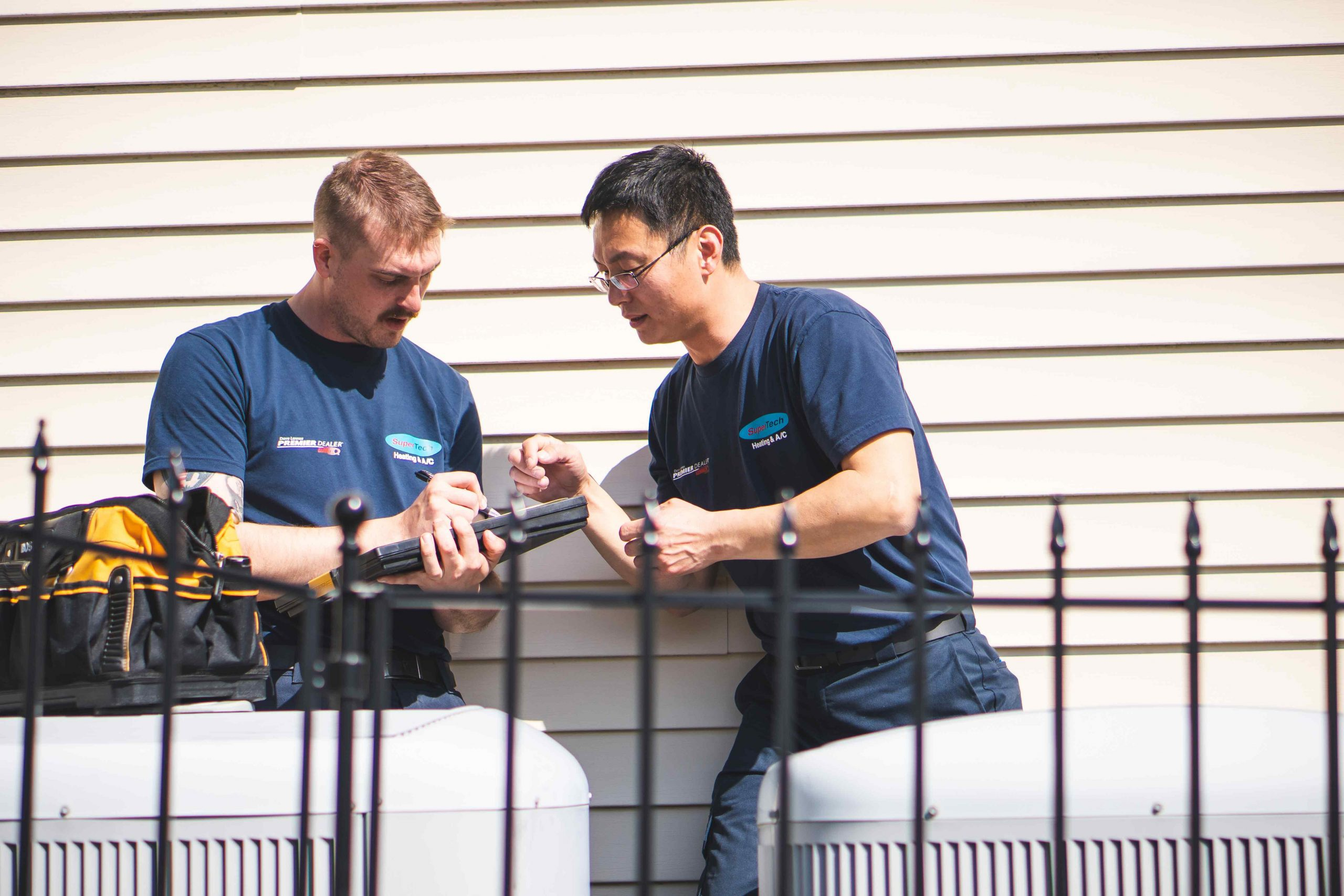 Air Conditioning Inspection In Baltimore,MD