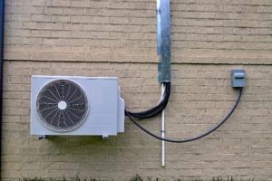 Mini-Split Air Conditioning Inspection in Baltimore,MD