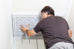 Air Filter Installation In Baltimore,MD