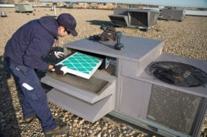 Light Commercial Rooftop Units In Baltimore,MD