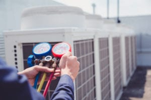 Commercial HVAC Retrofit In Baltimore,MD