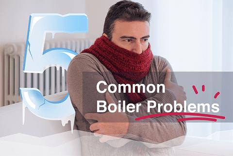 boiler problems