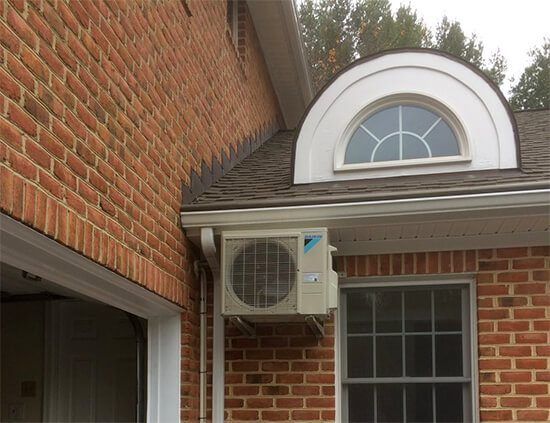 Reliable Ductless Services in Baltimore
