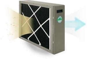 media air cleaner merv 16