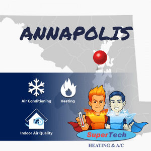 Annapolis MD Air Conditioning Heating Services