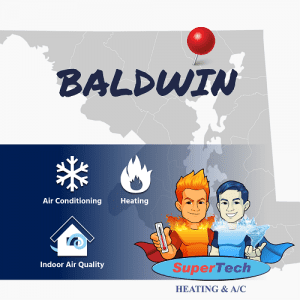 Baldwin MD Air Conditioning Heating Services