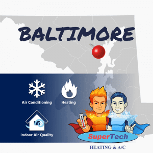 Baltimore MD Air Conditioning Heating Services