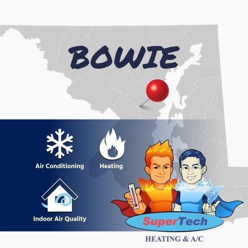 Bowie Md Heating And Air Conditioning Services Supertech