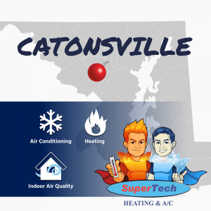 Catonsville MD Air Conditioning Heating Services