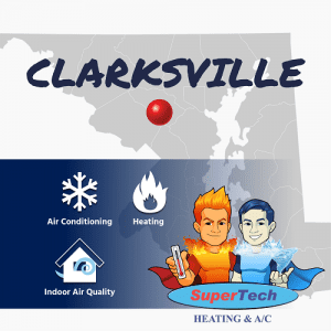 Clarksville MD Air Conditioning Heating Services