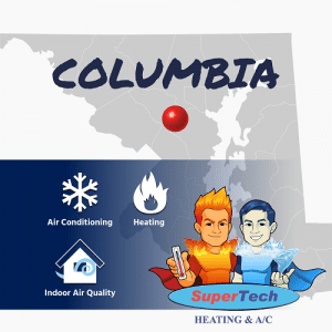 Columbia MD Air Conditioning Heating Services
