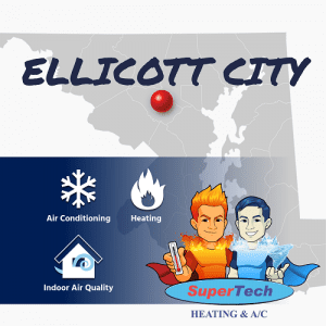 Ellicott City MD Air Conditioning Heating Services