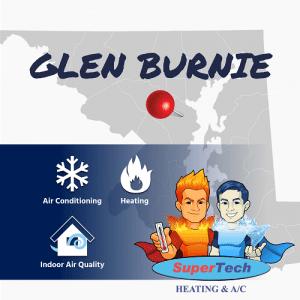 Glen Burnie MD Air Conditioning Heating Services