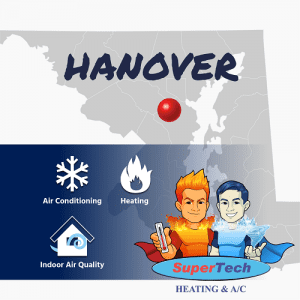 Hanover MD Air Conditioning Heating Services