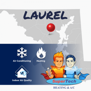 Laurel MD Air Conditioning Heating Services