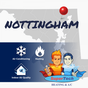 Nottingham MD Air Conditioning Heating Services