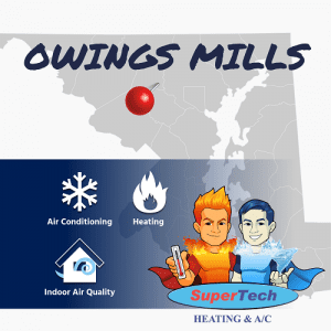 Owings Mills MD Air Conditioning Heating Services