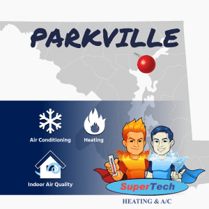 Parkville MD Air Conditioning Heating Services