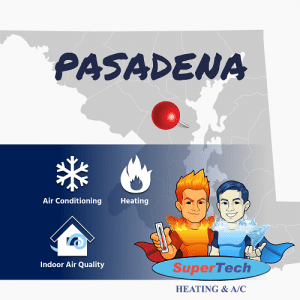 Pasadena MD Air Conditioning Heating Services