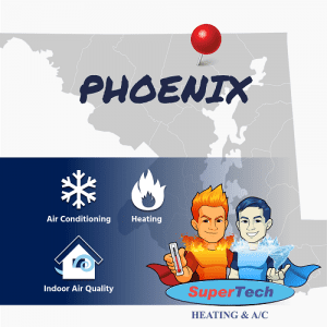 Phoenix MD Air Conditioning Heating Services