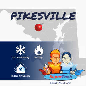 Pikeville MD Air Conditioning Heating Services
