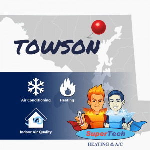 Towson MD Air Conditioning Heating Services