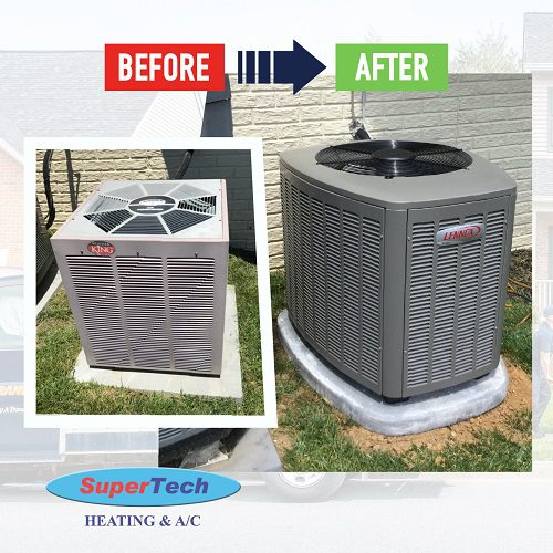 Air conditioner installation Air conditioner replacement