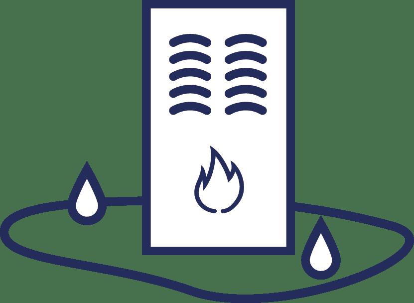 Furnace Leaking Water