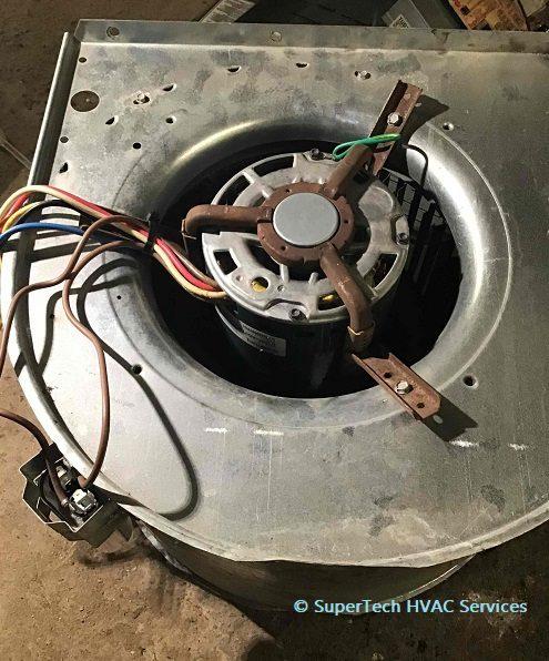 Broken Blower Motor st (1)